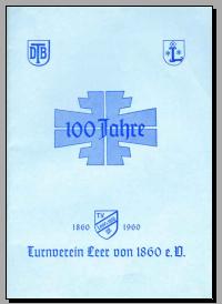 Chronik zum 100jährigen Jubliäum
